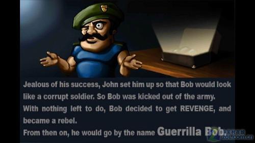 每日佳软:射击类游戏古巴英雄游击队鲍勃