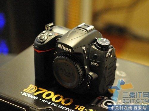 尼康单反相机D7000-配24 70镜头 尼康D7000套机售24600元