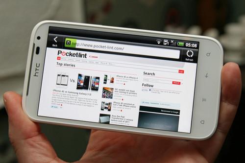 HTC Sensation XL图赏