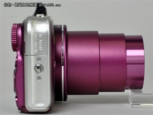 12倍光学变焦镜头佳能SX210IS售价2435元