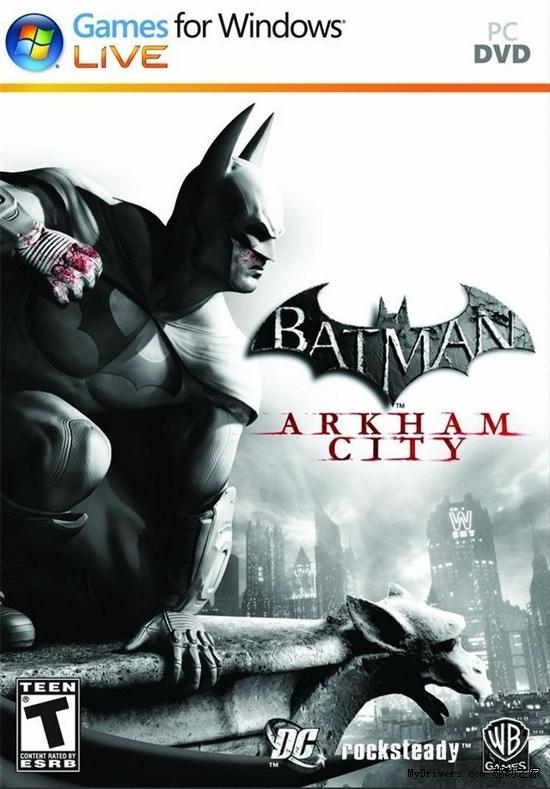 《蝙蝠侠:阿甘之城》官方DX11补丁正式发布