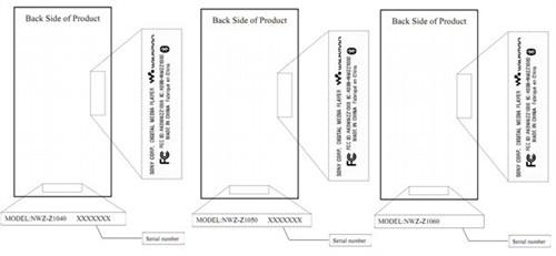 即将在美上市索尼WalkmanZ通过认证