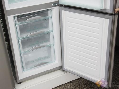 小降500元 海尔两门冰箱国美热卖