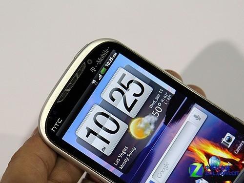 高通S3双核1.5GHz HTC Amaze 4G真机体验