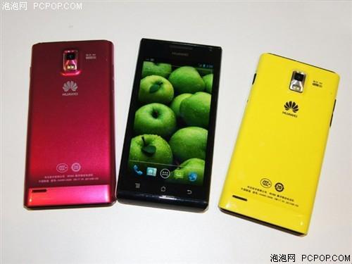 引领2012潮流16款CES大会热门新手机