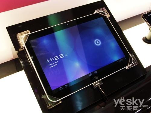 解读CES2012:平板电脑市场显六大发展趋势