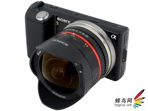 Rokinon针对索尼NEX系统推出鱼眼镜头