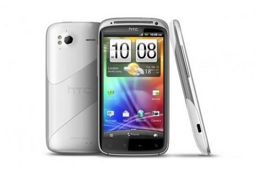 HTC Sensation推白色 升级android 4.0 3月1日