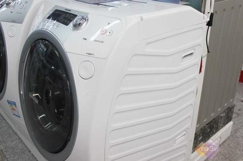 90度高温除菌 东芝斜滚筒洗衣机超值甩