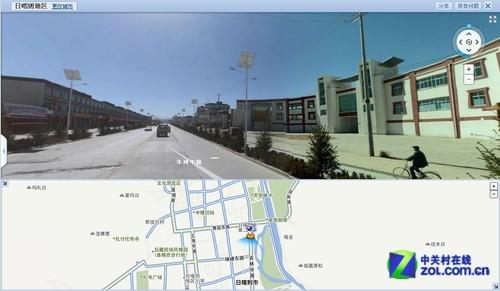 > 正文    所以,趁国内其它巨头还没开始做,也趁谷歌街景地图目前进不