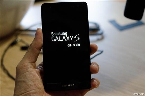 视频:越南网站爆料三星Galaxy S III样机