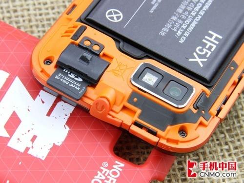 1GHz炫酷Defy摩托罗拉三防XT536评测(3)