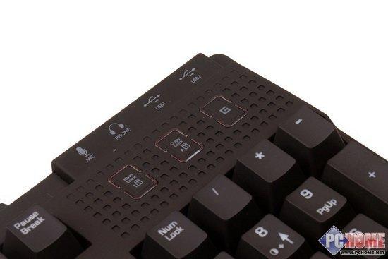 顶级装备QPADMK-85红轴键盘深度评测(3)