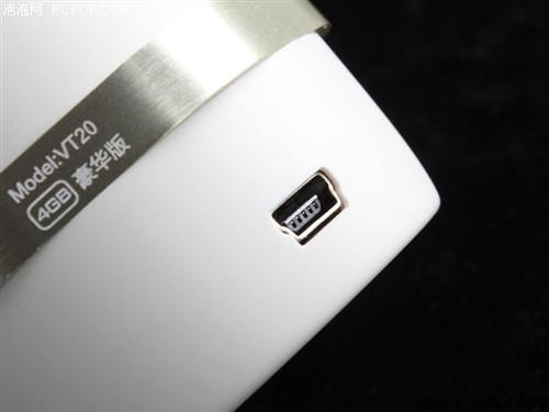精致便携音箱MP3昂达VT20豪华版评测