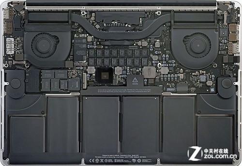 冰火两重天 苹果retina mbp散热测试_笔记本_科技时代