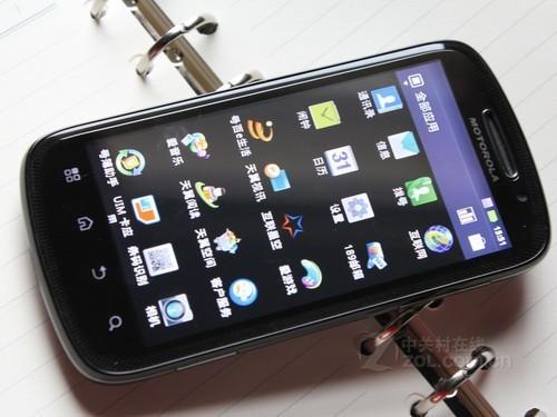 moto XT882 黑色 正面图