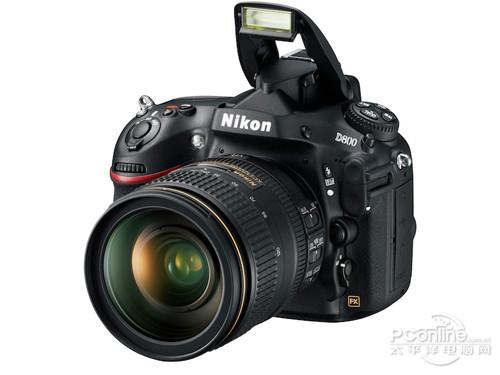 满足专业摄影师需求尼康D800售21900图片