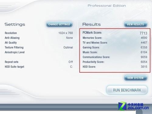 戴尔灵越14R Turbo最强极速软件测试