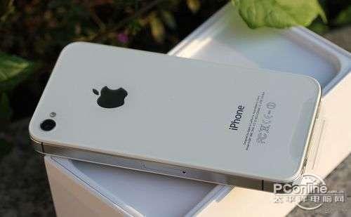 倍受果粉青睐 苹果iPhone4S港版售价4150_手