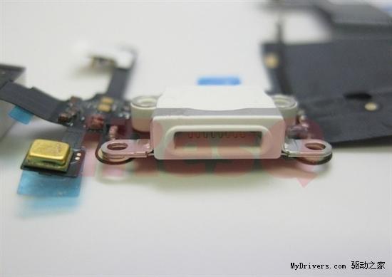 iPad mini/iPhone 5最新零件照曝光