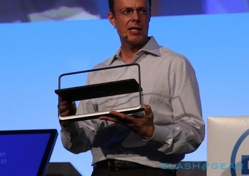 戴尔公布XPSDuo12翻转屏Win8笔记本