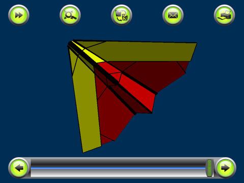 立体苹果折纸图解步骤