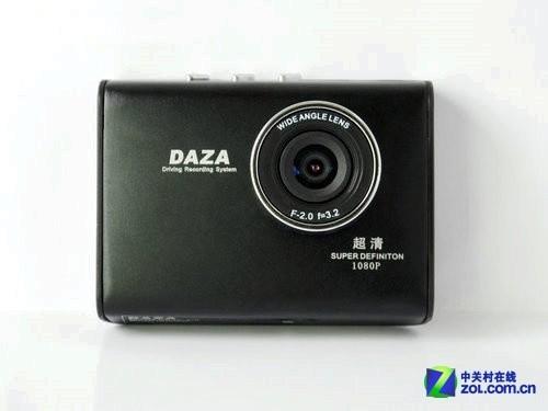 1200万像素 DAZA新记录仪G310即将上市