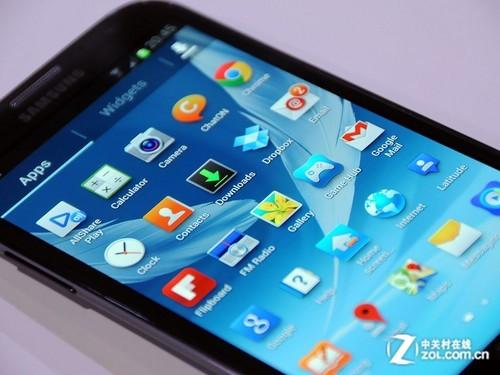 终极对决iPhone5与三星NoteⅡ对比