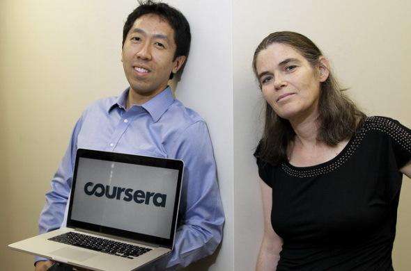 在线教育公司Coursera:互联网上的免费大学