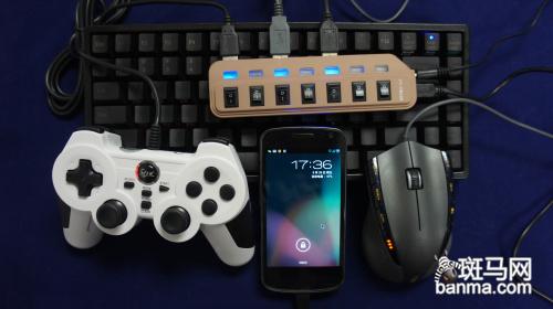 安卓系统百变USBOTG之输入外设篇(2)