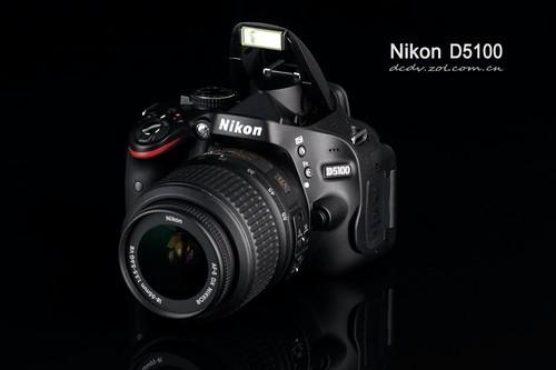 尼康 D5100 外观图