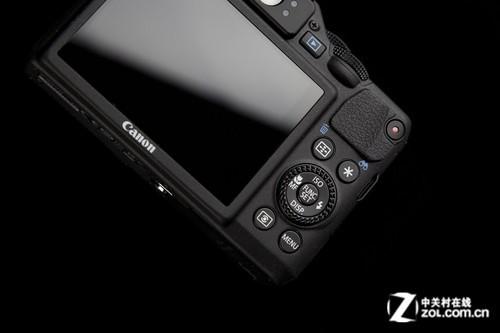 大光圈+高画质 佳能G15相机外观赏析