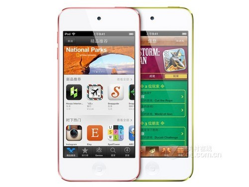 最强娱乐利器 iPod touch 5到货售2450元