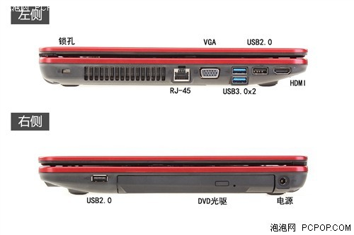 APU平台时尚经济本富士通LH522评测