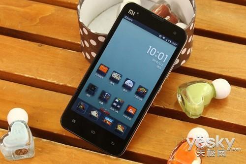 1.5GHz超强国产四核 小米M2手机报价2100元