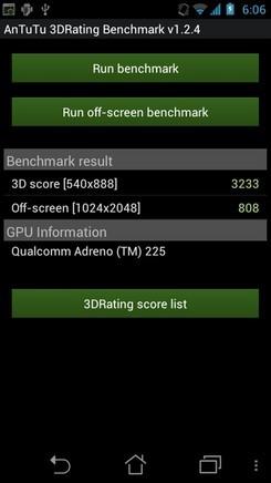 28nm制程全网支持骁龙MSM8930性能测试