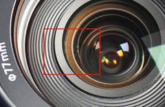 是什么问题导致了iPhone5摄像头进灰