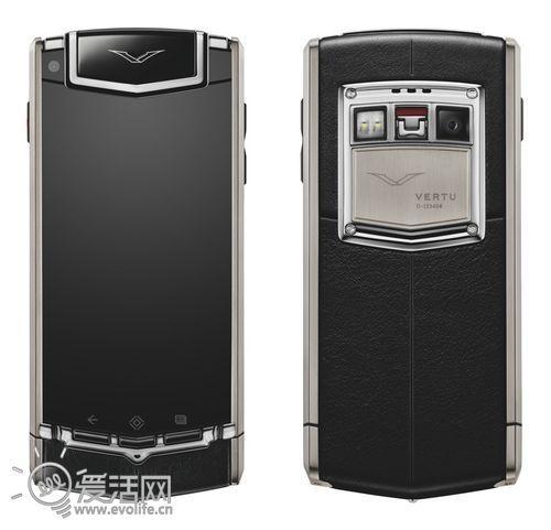 最贵安卓手机现身:首款Android Vertu要价9600美元起