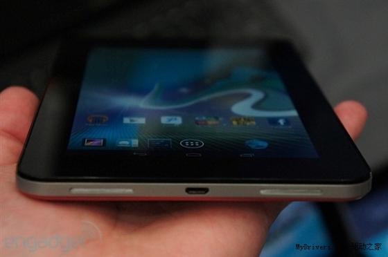 售169美元惠普推7寸安卓4.1平板