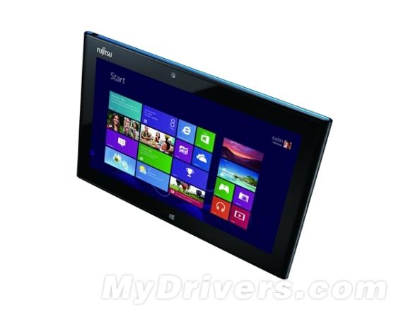 富士通推出全球最薄Windows8防水平板