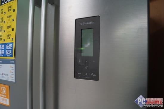 欧式简约风伊莱克斯冰箱EHC3507VA