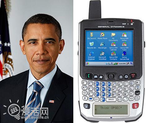 打着灯笼也买不到奥巴马总统专用手机揭秘