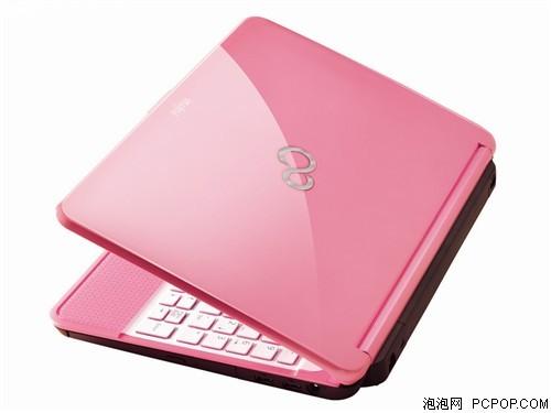樱桃粉夏日最爱富士通LH772价格5999元