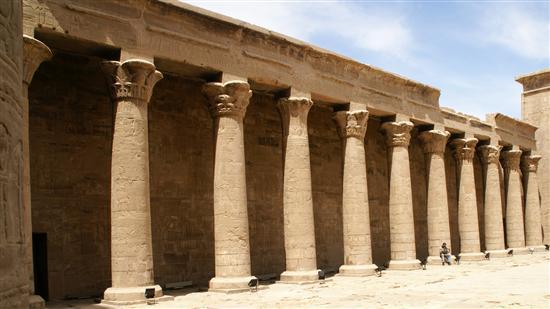 西方古代建筑发源地-古罗马