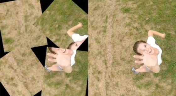 球形全景相机Squito可以扔起来自拍