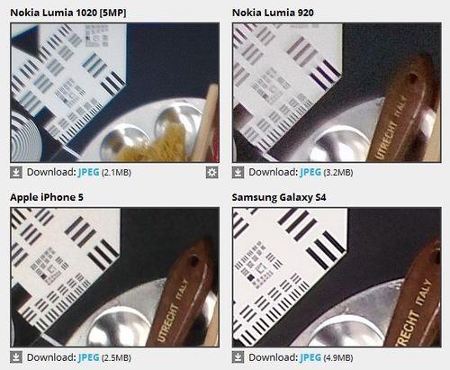 Lumia 1020拍照评测:总体素质佳 镜头边缘素质差