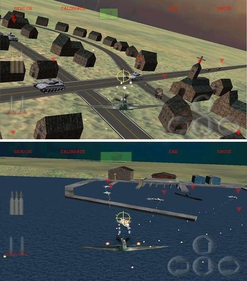 安卓游戏:螺旋桨飞机空战大作推荐