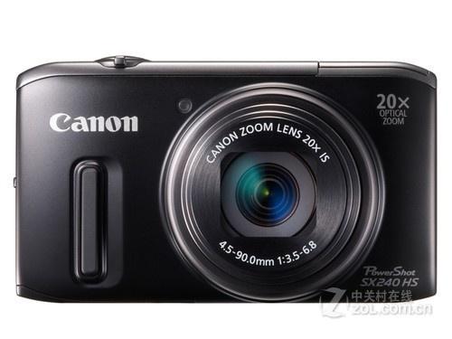 聚焦数码佳能SX240HS特价仅售1688元