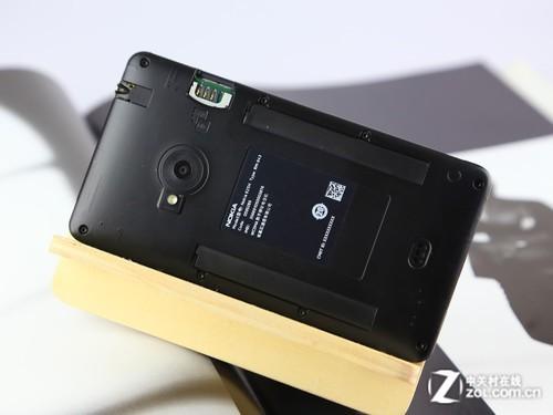 4.7英寸屏中端WP8 诺基亚Lumia 625图赏