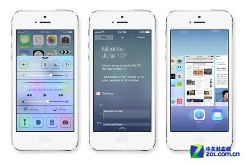 得到控制 苹果iOS Beta6发布